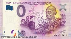 AEAA 2020-12 INDIA - MAHATMA GANDHI 150th ANNIVERSARY
