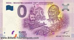 AEAA 2020-5 INDIA - MAHATMA GANDHI 150th ANNIVERSARY