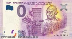 AEAA 2020-6 INDIA - MAHATMA GANDHI 150th ANNIVERSARY