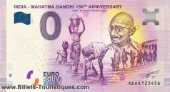 AEAA 2020-7 INDIA - MAHATMA GANDHI 150th ANNIVERSARY