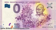 AEAA 2020-9 INDIA - MAHATMA GANDHI 150th ANNIVERSARY